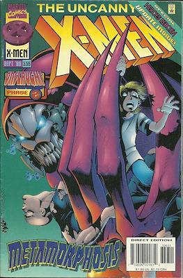The Uncanny X-Men (1963-2011) (Comic-Book) #336