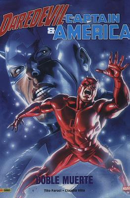 Daredevil y Capitán América. Doble muerte
