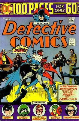 Detective Comics Vol. 1 (1937-2011; 2016-) (Comic Book) #443