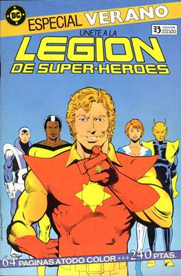 Legion de Super-Heroes Especial