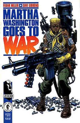 Martha Washington goes to war (grapa) #1