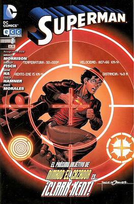 Superman: Nuevo Universo DC #8
