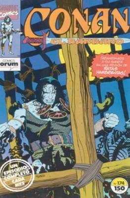 Conan el Bárbaro (1983-1994) #174