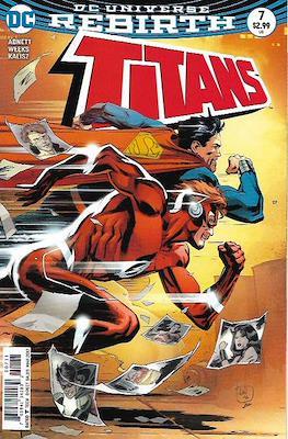 Titans Vol. 3 (2016- 2019) (Comic-book) #7