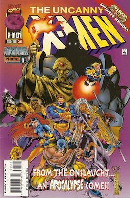 The Uncanny X-Men (1963-2011) (Comic-Book) #335
