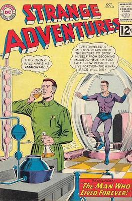 Strange Adventures (Comic Book) #145