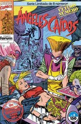 Ángeles Caídos Vol. 1 (1991) (Grapa 24 pp) #8