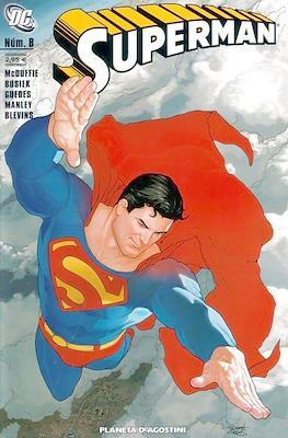 Superman (2007-2012) #8