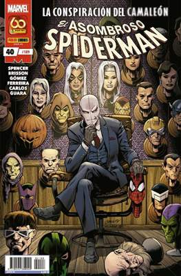 Spiderman Vol. 7 / Spiderman Superior / El Asombroso Spiderman (2006-) (Rústica) #189/40