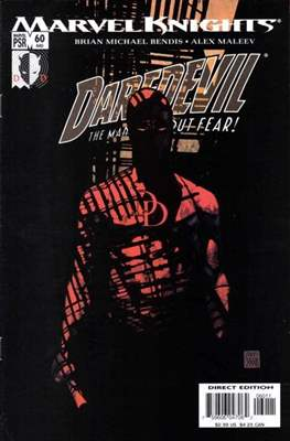 Daredevil Vol. 2 (1998-2011) (Comic-Book) #60 (440)