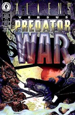 Aliens versus Predator War #1