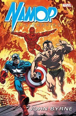 Namor Visionaries: John Byrne #2