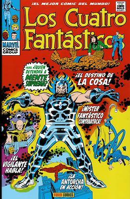 Los Cuatro Fantásticos. Marvel Gold (Omnigold) (Cartoné) #6
