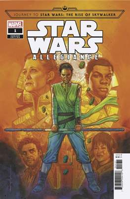 Journey To Star Wars: The Rise Of Skywalker - Allegiance (Variant Cover)