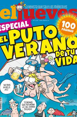 El Jueves (Revista) #2306