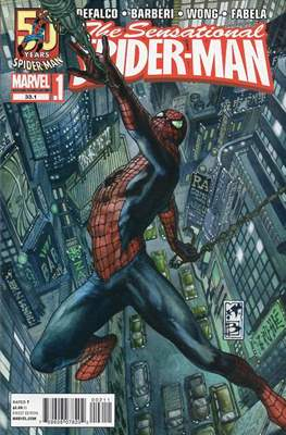 The Sensational Spider-Man (1996-1998) (Comic Book) #33.1