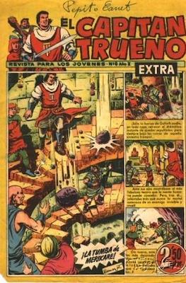 El Capitán Trueno Extra (Grapa, 40 páginas (1960-1968)) #8