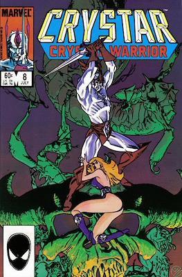 Saga of Crystar, Crystal Warrior #8
