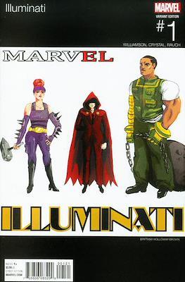 Illuminati (Variant Covers) #1