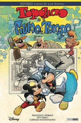 Topolino Limited De Luxe Edition (Cartonato) #21