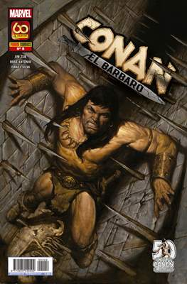 Conan el Bárbaro (2019-) (Grapa 48 pp) #9