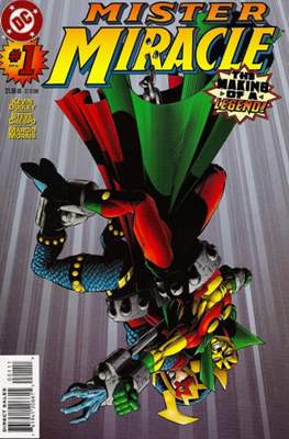 Mister Miracle (Vol. 3 1996)