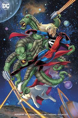 Supergirl Vol. 7 (2016-... Variant Cover) #30