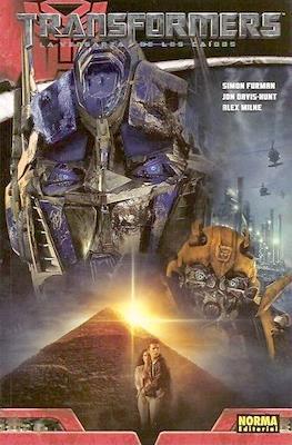 Transformers. La venganza de los caídos