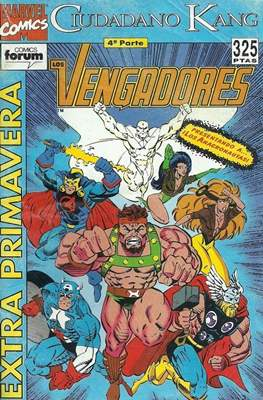 Los Vengadores vol. 1 Especiales (1986-1995) (Grapa. 19x27. 64 páginas. Color. (1983-1994)) #11