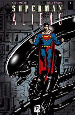 Superman / Aliens (Cartonné) #1