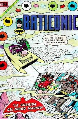Batman - Baticomic (Rústica-grapa) #24