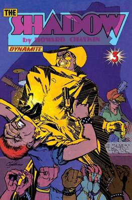 The Shadow: Blood & Judgment (Grapa) #3