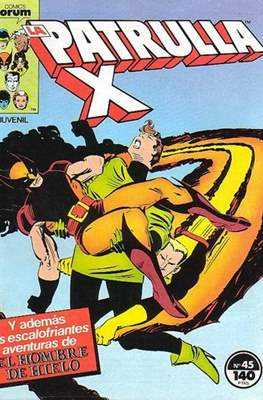 La Patrulla X Vol. 1 (1985-1995) (Grapa) #45