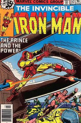 Iron Man Vol. 1 (1968-1996) (Comic book) #121