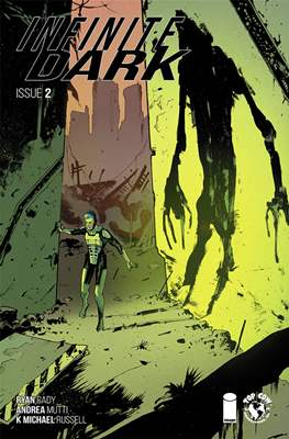 Infinite Dark (Comic book) #2