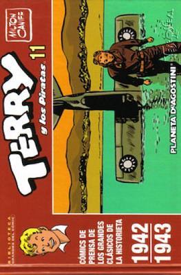 Terry y los Piratas. Biblioteca Grandes del Cómic #11