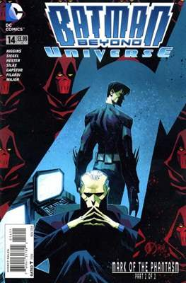 Batman Beyond Universe (Grapa) #14