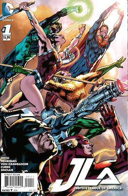 Justice League of America Vol. 4 (2015-2017)