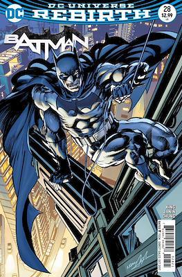 Batman Vol. 3 (2016- Variant Covers) (Comic Book) #28.1