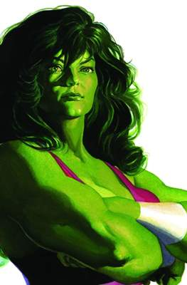 Colección Portadas Exclusivas Marvel Alex Ross #22