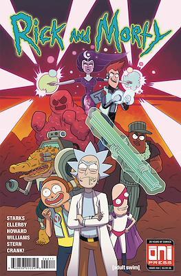 Rick and Morty (Grapa) #44