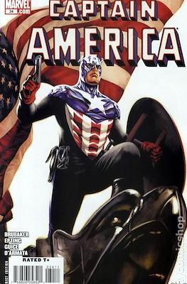 Captain America Vol. 5 (2005-2011 Variant Cover) (Comic Book) #34