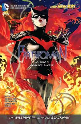 Batwoman Vol. 1 (2011-2015) (Softcover) #3