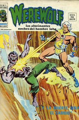 El Hombre Lobo / Werewolf (1974-1976) (Rústica 40 pp) #19