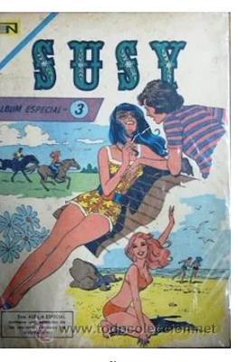 Susy Álbum Especial (Grapa 64-128 pp) #3