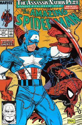 The Amazing Spider-Man Vol. 1 (1963-2007) #323