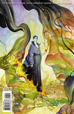 The Sandman: Overture Special Edition (Comic book) #4
