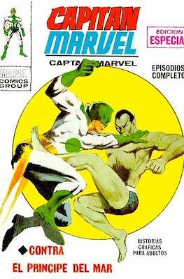Capitán Marvel Vol. 1 (1969-1974) (Rústica) #2