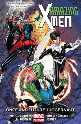 Amazing X-Men Vol. 2 (Softcover) #3