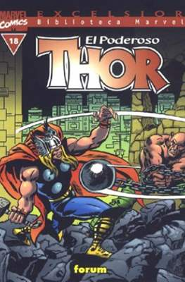 Biblioteca Marvel: El Poderoso Thor (2001-2004) (Rústica 160 pp) #18